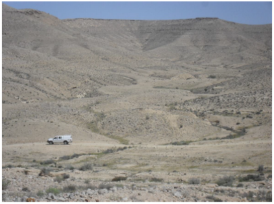 Late Pleistocene in Negev Highlands, Southern Israel